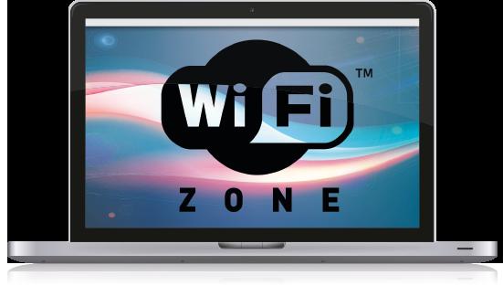 logo wifi zone